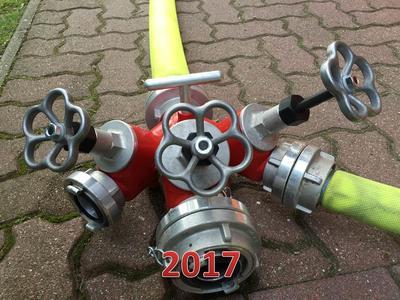 Scharbeutz FFS Einsätze 2017