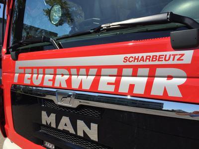 Scharbeutz Einsatz Standardfoto