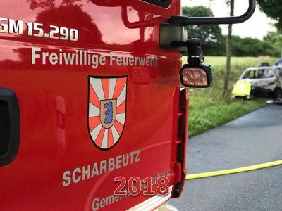 Scharbeutz FFS Einsätze 2018